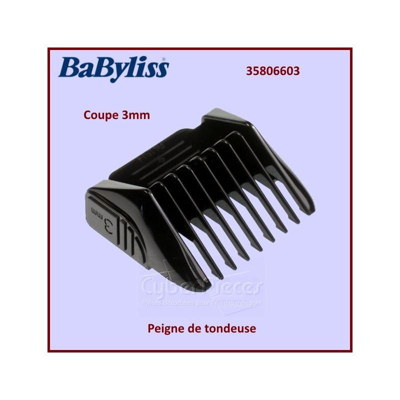 Peigne de tondeuse 3mm Babyliss 35806603