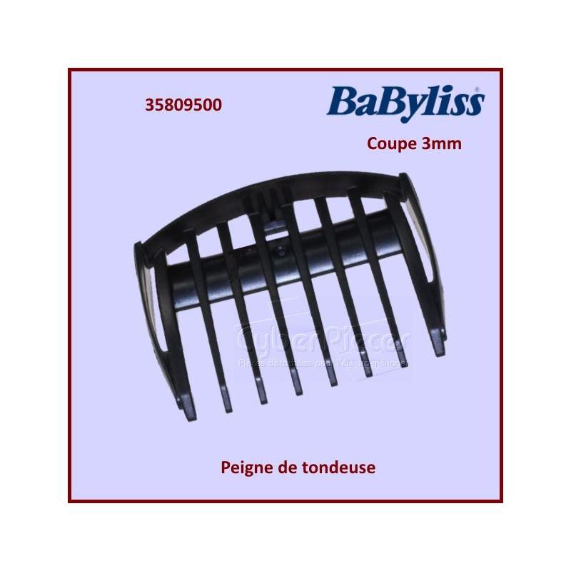 Peigne de tondeuse 3mm Babyliss 35809500