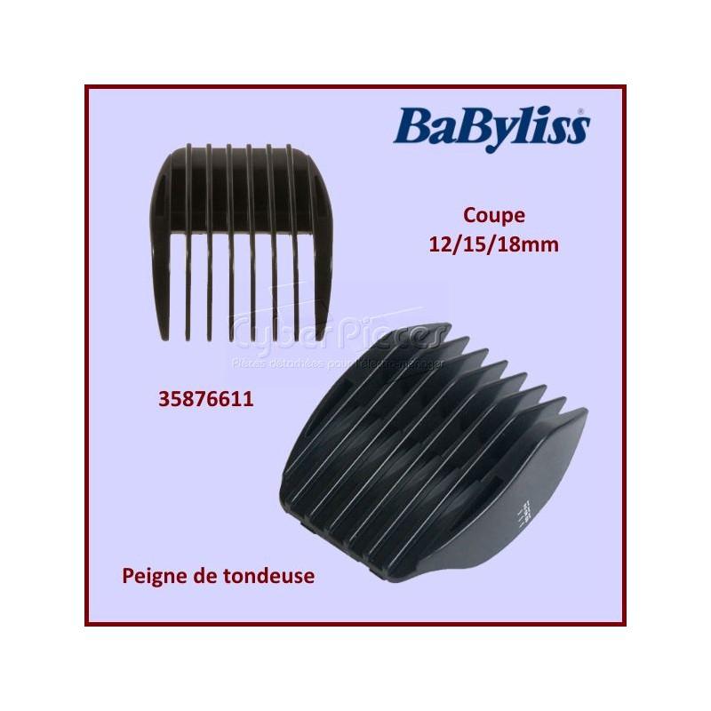 Peigne de tondeuse 12-15-18mm Babyliss 35876611