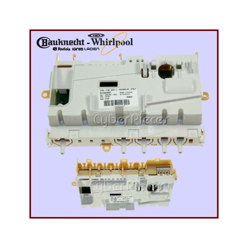 Module électronique configuré Whirlpool 481010457091