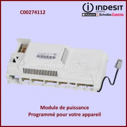 Carte électronique DEA 602 SYNCHRONOUS Indesit C00274112 GA-348102