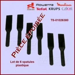 Lot de 6 spatules en...
