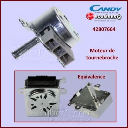 Moteur tourne broche Candy...