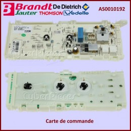 Carte de commande Brandt AS0010192 CYB-269582
