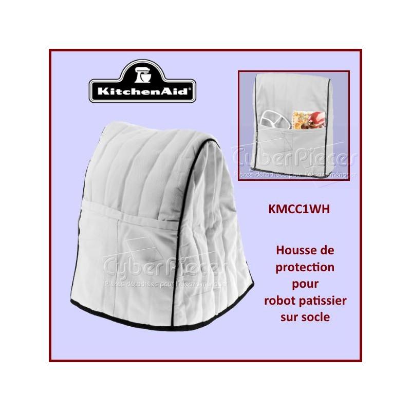 Housse de protection Kitchenaid KMCC1WH