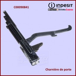 Charnière de porte de four Indesit C00090841 CYB-112604