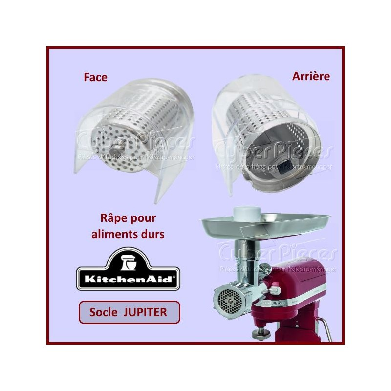 Cylindre râpe Jupiter Kitchenaid 224000