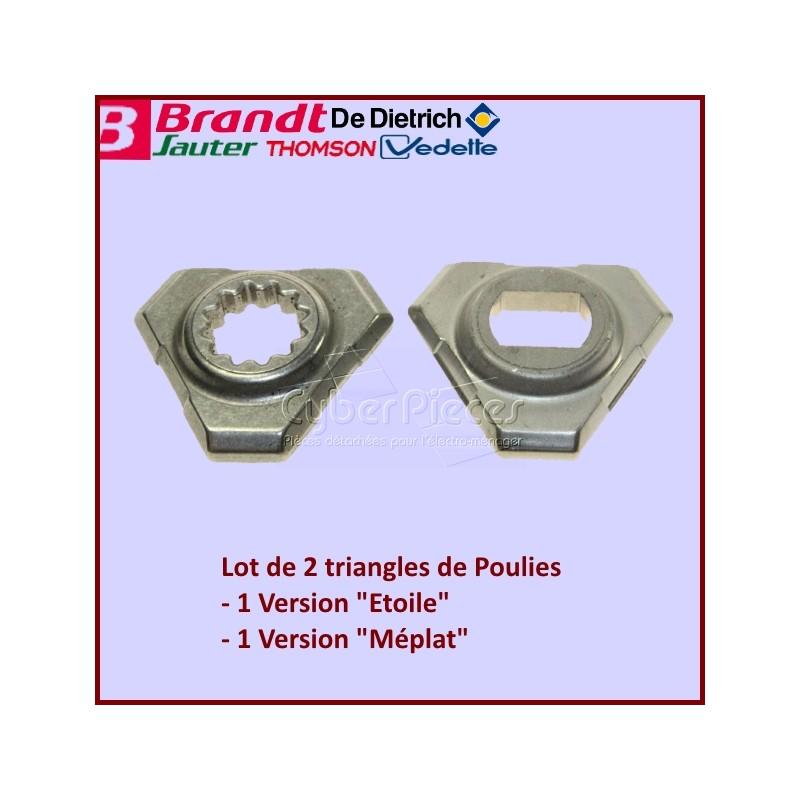 Manchon Triangulaire de Poulie 55X2985