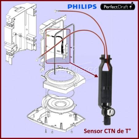 Sensor PerfectDraft  996500044309 Tireuse à Bière