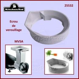 Anneau de verrouillage MVSA Kitchenaid 25532 CYB-358811
