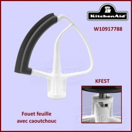 Mélangeur plat blanc flex KFE5T Kitchenaid W10917788 CYB-109857