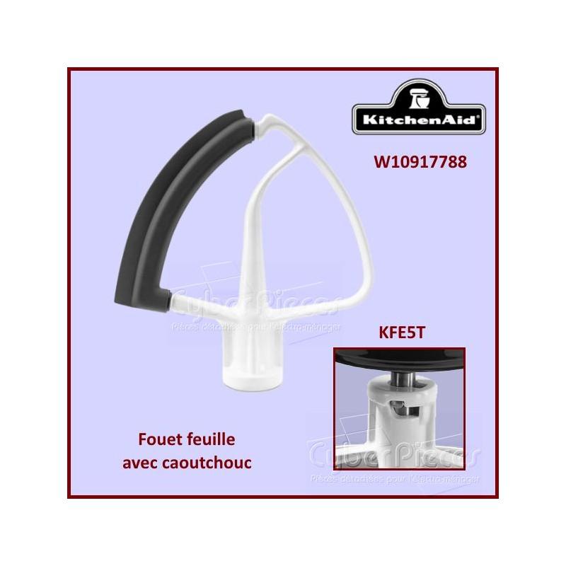 Mélangeur plat blanc flex KFE5T Kitchenaid W10672622