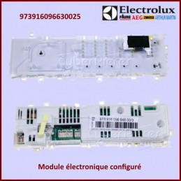 Carte Electronique configuré Electrolux 973916096630025 CYB-114479