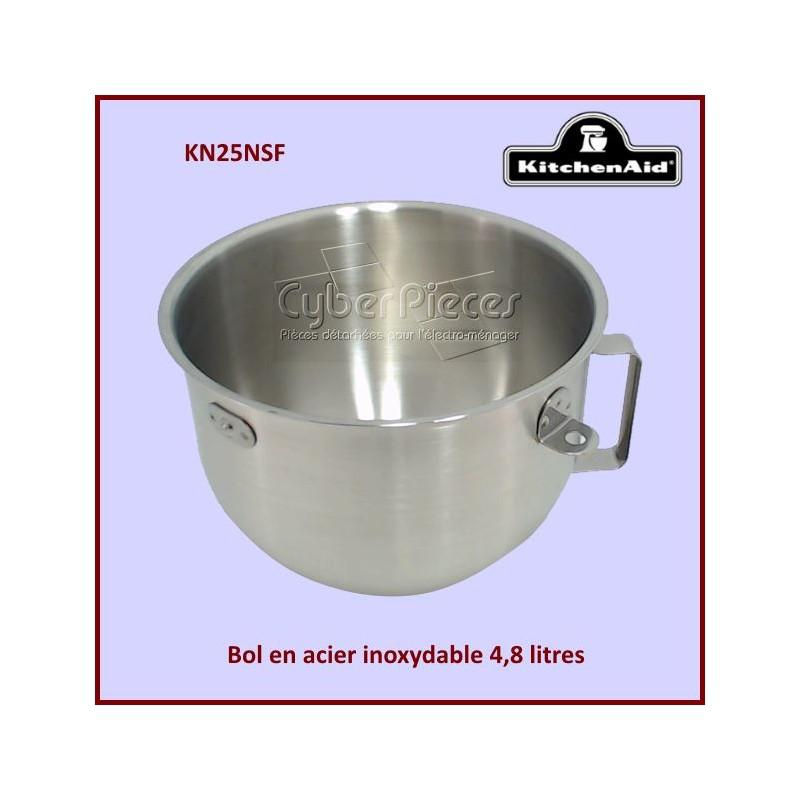 Bol de mixeur KN25NSF Kitchenaid 9707681