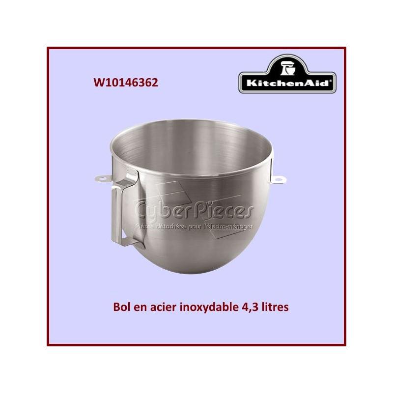 Bol de mixeur Kitchenaid W10146362