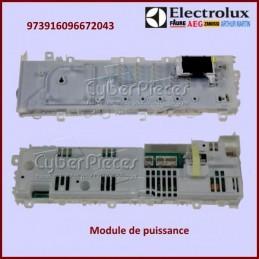 Carte électronique configuré Electrolux 973916096672043 CYB-265126
