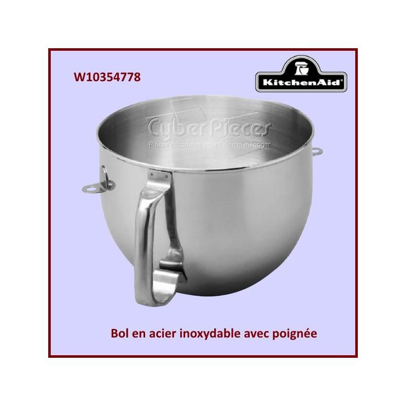 Bol de mixeur Kitchenaid W10354778