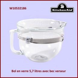 Bol de mixeur Kitchenaid W10532186 CYB-138123