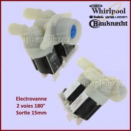 Electrovanne 2 voies Whirlpool 480111100199 CYB-318532