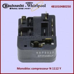 Monobloc compresseur Whirlpool 481010480250 CYB-203791