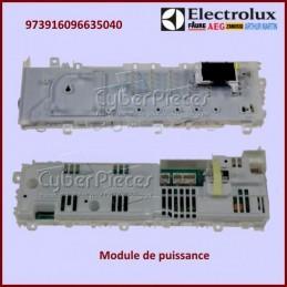 Carte électronique configuré Electrolux 973916096635040 CYB-265256