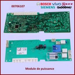 Carte électronique de puissance Bosch 00706107 CYB-030939