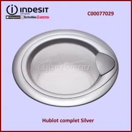 Hublot Complet Gris Silver Indesit C00077029 CYB-050425