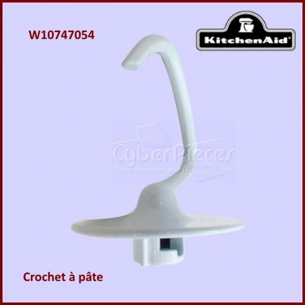 Crochet à pâte blanc Kitchenaid W10747054