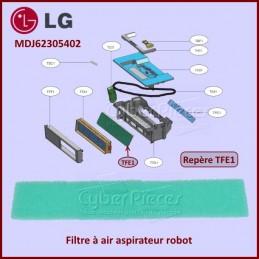 Filtre air aspirateur robot LG MDJ62305402 CYB-266123