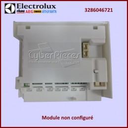 Carte électronique EDW1XX Electrolux 3286046721 à configurer par nos soins CYB-148283
