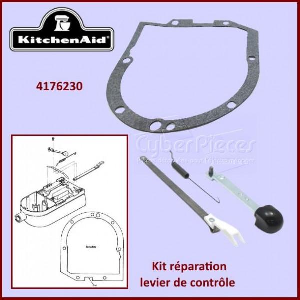 Kit réparation levier de contrôle Kitchenaid 4176230