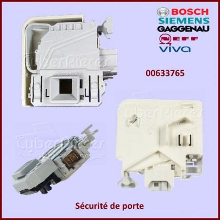 Sécurité de porte Bosch 00633765