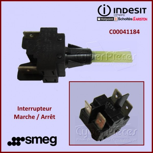 Interrupteur on/off 4 contacts C00041184