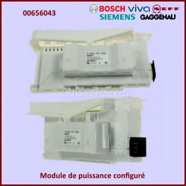 Carte électronique de Commande Bosch 00656043 CYB-298520