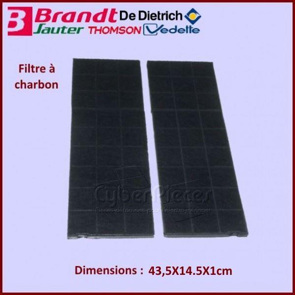 Filtre Type KF12 Brandt 70X1710