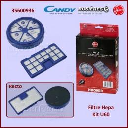 Filtre Hepa Kit U60 Hoover 35600936 CYB-266550
