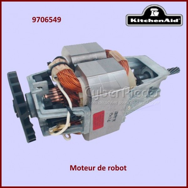 Moteur Kitchenaid 9706549