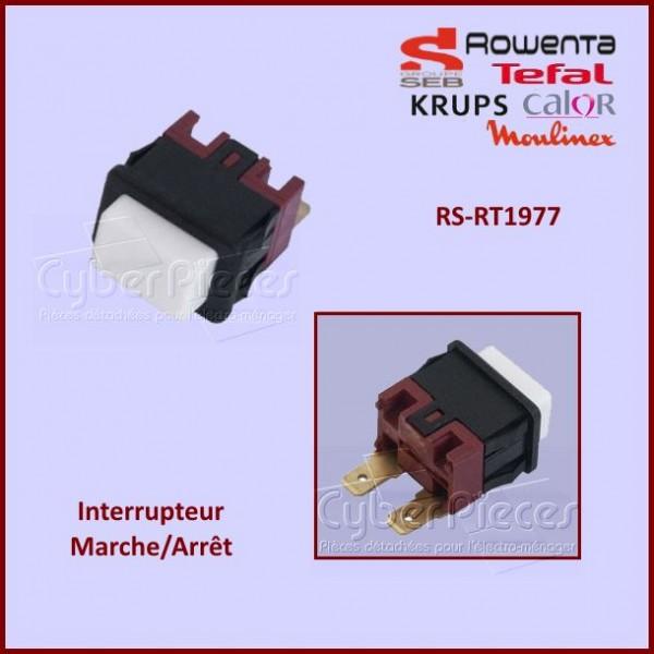 Interrupteur marche arrêt Rowenta RS-RT1977