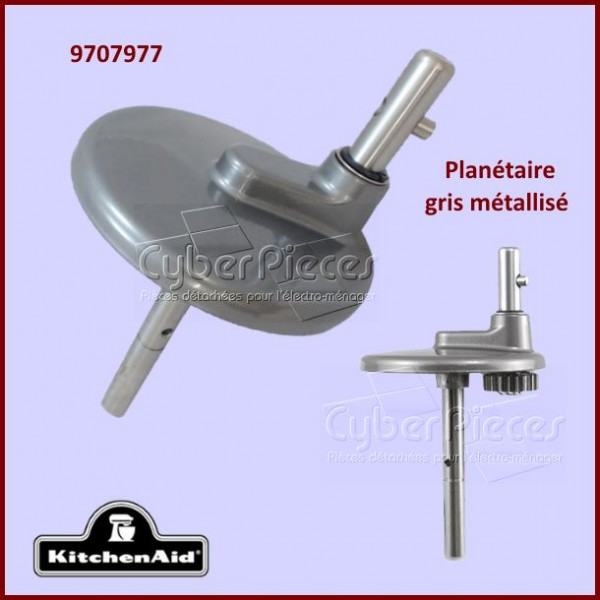 Planétaire gris métallisé Kitchenaid 9707977