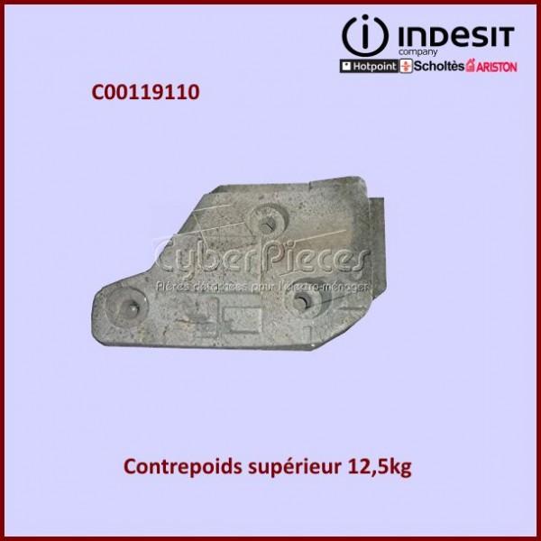 Contrepoids supérieur Indesit C00119110