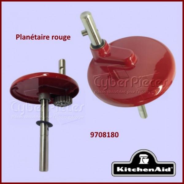 Planétaire rouge Kitchenaid 9708180