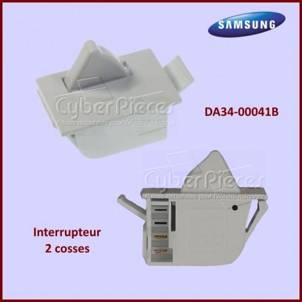 Interrupteur 2 cosses Samsung DA34-00041B