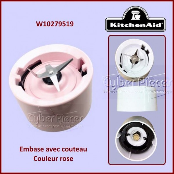 Embase rose Kitchenaid W10279519
