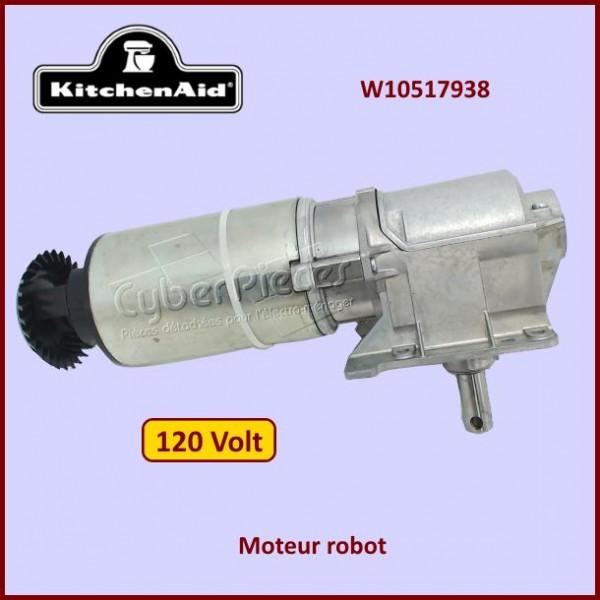 Moteur 120V robot Kitchenaid W10517938