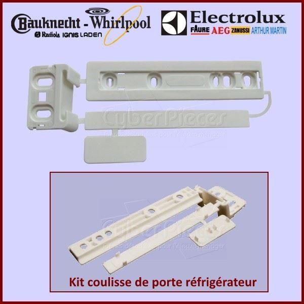 Kit Coulisse de porte réfrigérateur 2230349041