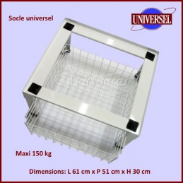 Socle universel PED001 - Wpro 484000000378 CYB-037099