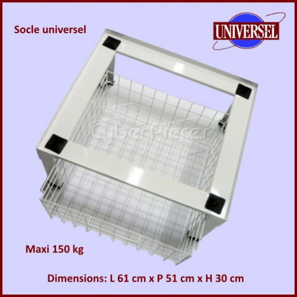 Socle universel PED001 - Wpro 484000000378