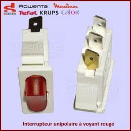 Interrupteur à voyant rouge Seb TS-226250 CYB-085397