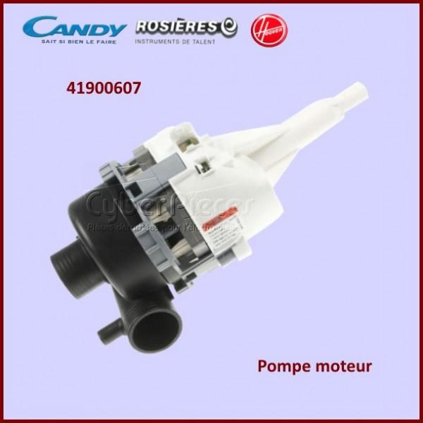 Pompe moteur Candy 41900607