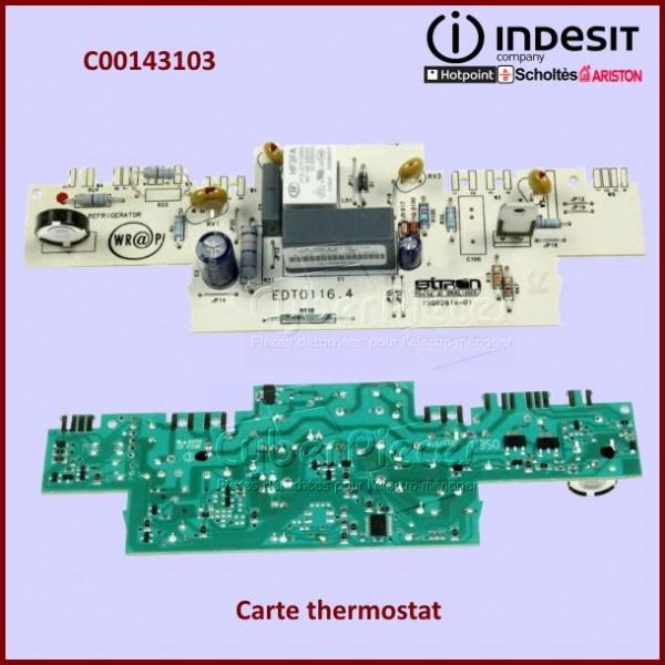 Carte thermostat électronique C00143103
